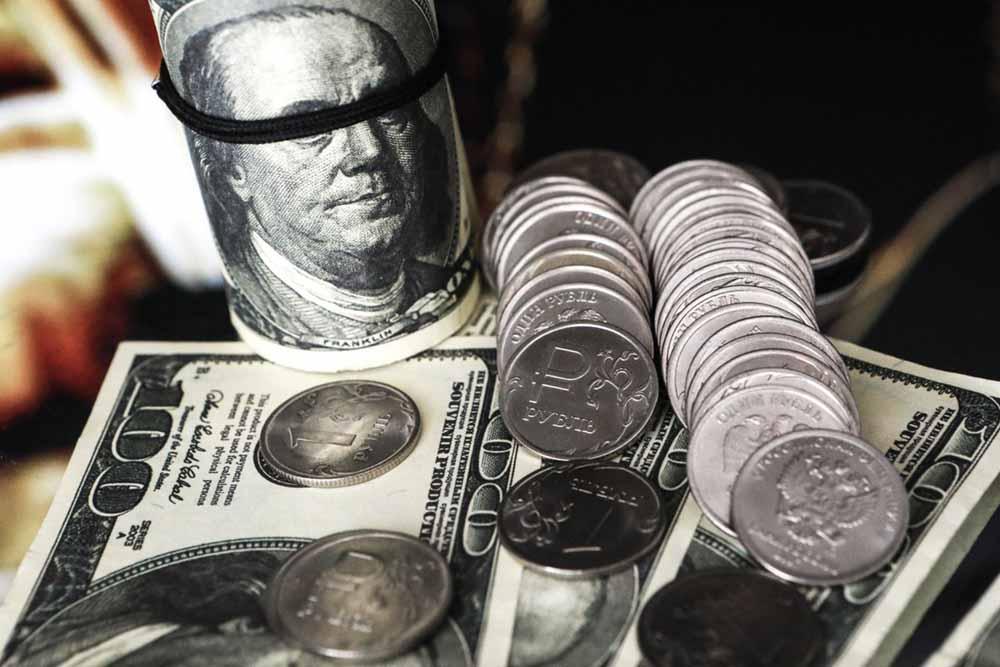 обмін долара на рублі в Дніпрі