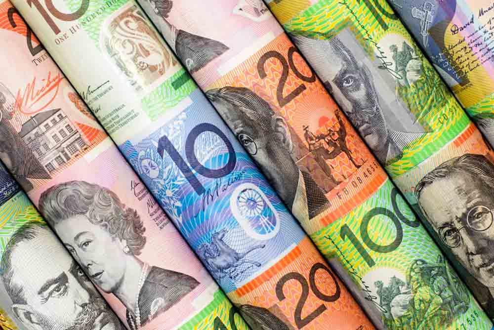 Австралійський долар до гривні