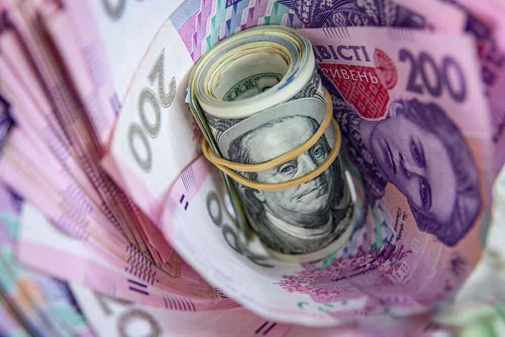 купити долар Дніпро