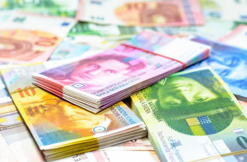 обмін франк до гривні в Дніпрі