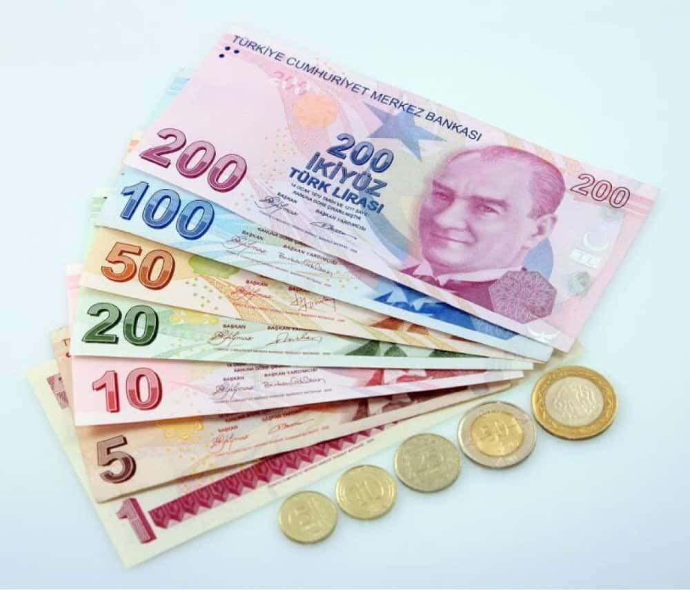 курс турецької ліри до гривні Дніпро