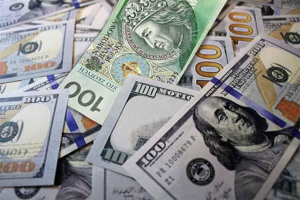 обмін долар-злотий в Дніпрі