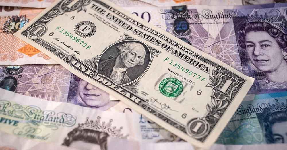 курс фунт стерлінгів до долара