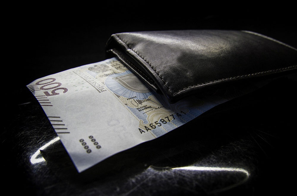 Обмін євро на злоті в Дніпрі