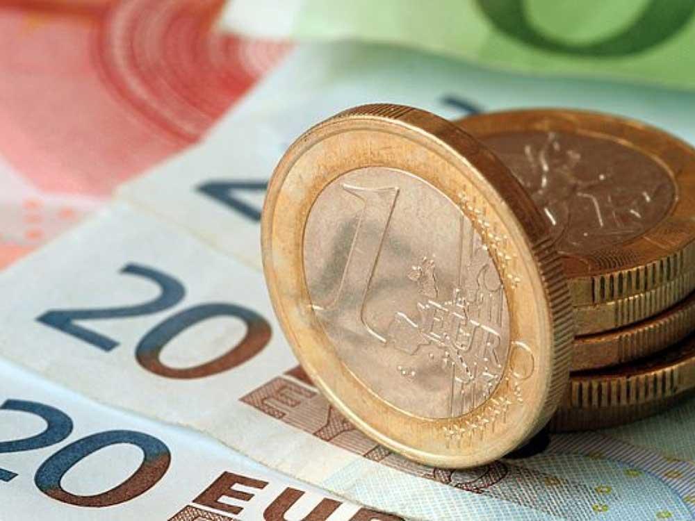 Курс євро Дніпро