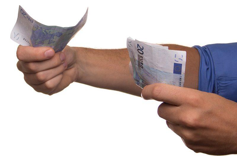 Курс валют на чорному ринку Дніпро